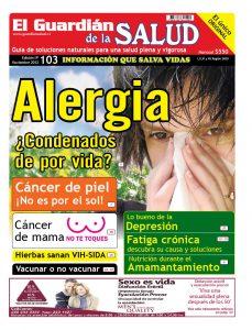 Alergia | Edición 103 | El Guardián de la Salud Digital