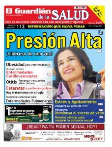 Presión Alta | Edición 112 | El Guardián de la Salud Digital