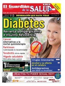 Diabetes  | Edición 113 | El Guardián de la Salud Digital