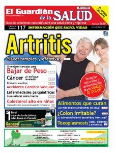 Edición 117 Artritis – El Guardián de la Salud Digital