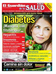 Edición 123 Diabetes y Fitoterapia- El Guardián de la Salud Digital