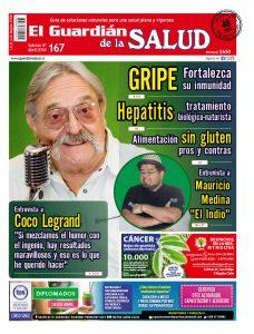 Edición 167 Gripe, Fortalezca su inmunidad – El Guardián de la Salud Digital