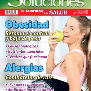 Revista Soluciones Digital Nº11 Obesidad y alergias