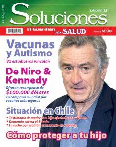 Revista Soluciones Digital Nº15 Vacunas y Autismo