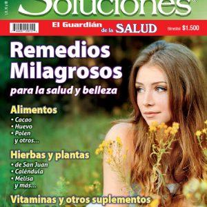 Revista Soluciones Digital Nº16 Remedios milagrosos para la salud y la belleza