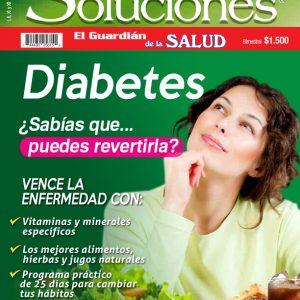 Revista Soluciones Digital Nº18 Diabetes ¿Sabías que puedes revertirla?