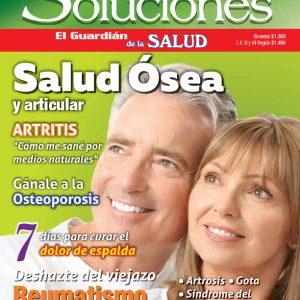Revista Soluciones Digital Nº4 Salud ósea y articular