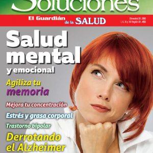 Revista Soluciones Digital Nº 7 Salud mental y emocional