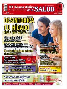 Edición 189: Desintoxica tu hígado paso a paso en casa | El Guardián de la Salud Digital (copia)