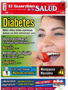 Edición 188 Diabetes: Tratamiento con dieta controversial | El Guardián de la Salud Digital
