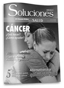 Revista Soluciones 3 Cáncer