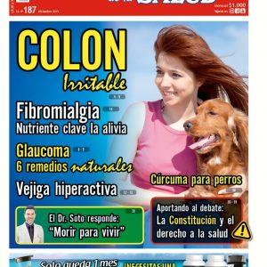 Edición 187 Colon Irritable – El Guardián de la Salud Digital