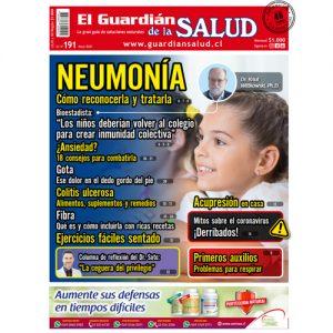 Edición 191 Neumonía : Como reconocerla y tratarla – El Guardián de la Salud Digital