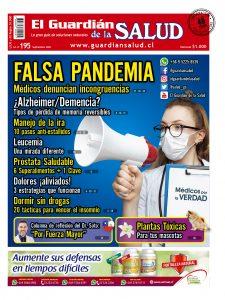 Edición 195 – FALSA PANDEMIA – El Guardián de la Salud Digital