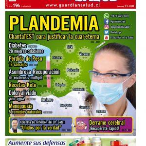 Edición 196 – PLANDEMIA – El Guardián de la Salud Digital