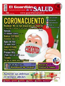 CORONACUENTO | Edición 198 | El Guardián de la Salud Digital