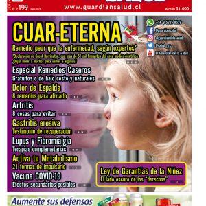 CUAR-ETERNA | Edición 199 | El Guardián de la Salud Digital
